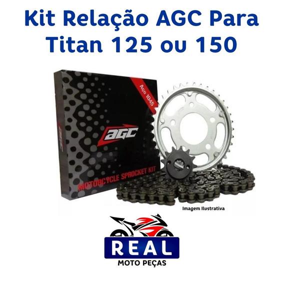 Kit Relação Agc Titan 125 / 150
