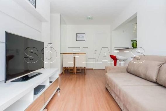 Flat Com Excelente Localização 61m² - Sf24204