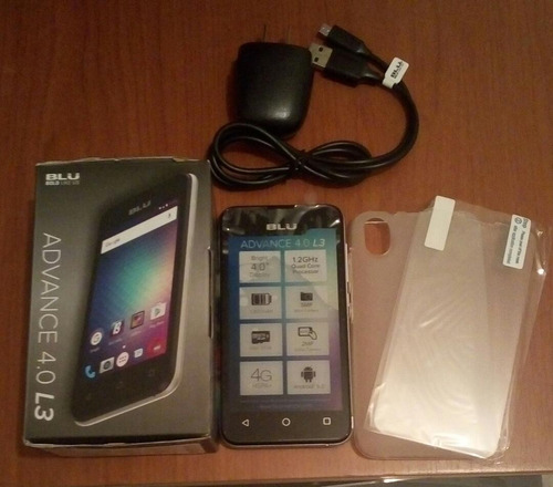 Telefono Blu Advance 4.0 L3