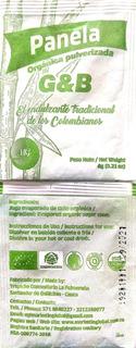 Panela - kg a $0