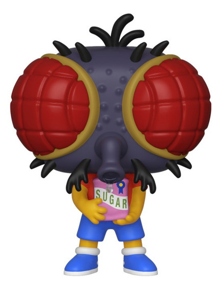 Funko Pop: Animation Simpsons S3 Fly Boy Bart
