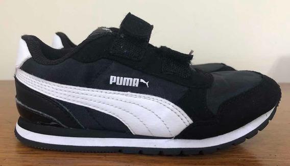 Zapatillas Puma Niño Negras Eur 31