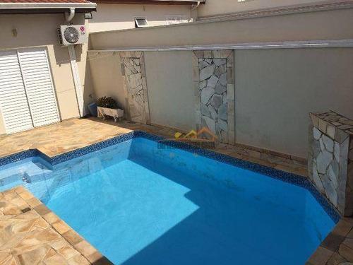 Casa Com 3 Dormitórios À Venda, 280 M² Por R$ 930.000,00 - Condomínio Portal Da Vila Rica - Itu/sp - Ca0990