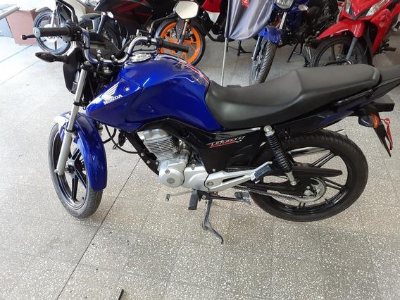 Honda Cg 150 New Titan