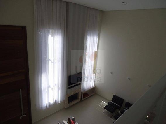Residencia A Venda Em Itatiba - Villagio De Paradiso - Ca0828