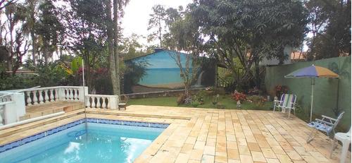 Imagem 1 de 12 de Chácara Em Condomínio Em Ibiuna - Chacara Em Ibiuna -cód.243