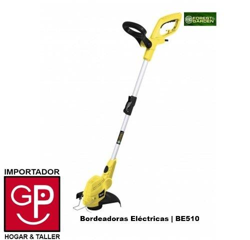 Bordeadora Eléctrica Forest & Garden 0,45 Kw Be510 G P