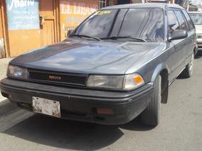 Toyota Corolla 1988 Station Wagon Nitida