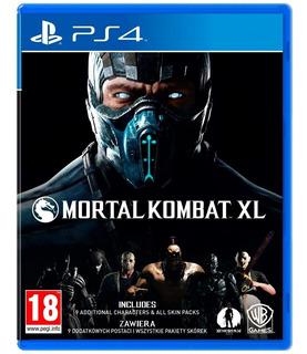 Mortal Kombat Xl Ps4 - Juego Fisico - Prophone