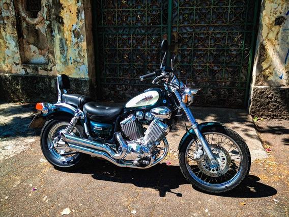 Yamaha Virago Xv535