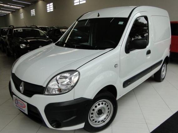 Renault Kangoo Expression 1.6 16v Hi-flex, Fel7475