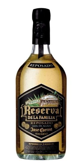 Tequila Cuervo Reserva Familia Reposado Estuche Carton 750ml