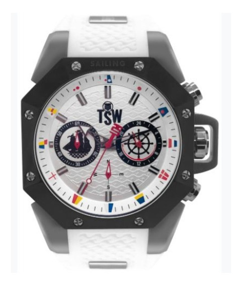 Reloj Technosport Hombre De Lujo En Silicona