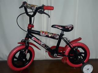 Bicicleta Halley Rod. 12 Niño/a