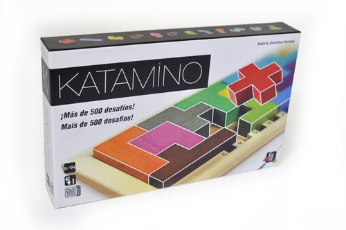 Juego De Mesa Katamino Maldon