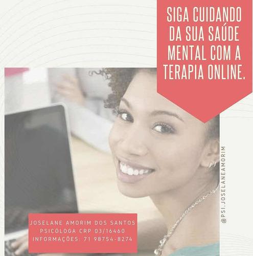 Sessão De Psicoterapia On-line