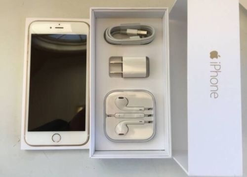 Imagen 1 de 2 de Apple iPhone 6 32gb  En Caja, Envios  A Todo El Pais