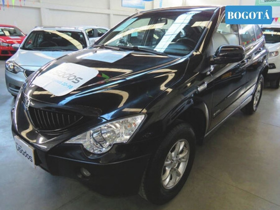 Ssangyong New Actyon Basico 2.3 5p 2013 Mcm044