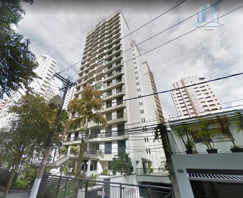 Imagem 1 de 30 de Apartamento À Venda, 80 M² Por R$ 950.000,00 - Moema - São Paulo/sp - Ap3266