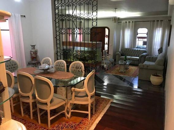 Sobrado 253m² Residencial À Venda, Mooca, São Paulo. - So0074