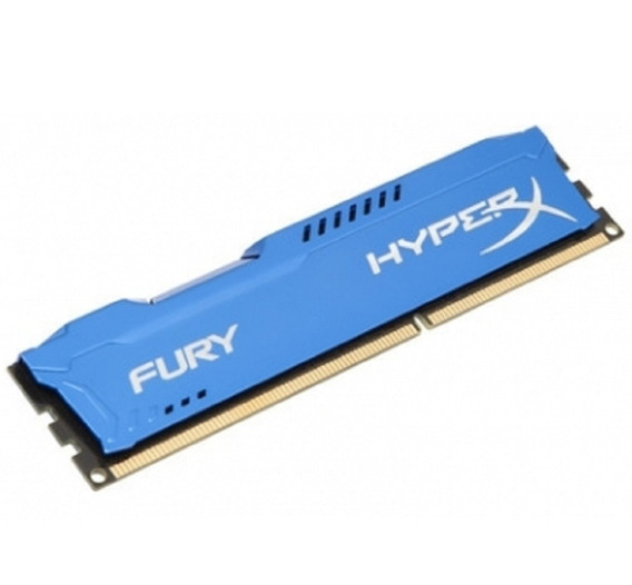Memoria Pc Hyperx Fury Ddr3 4gb 1866mhz Blue Hx318c10f/4