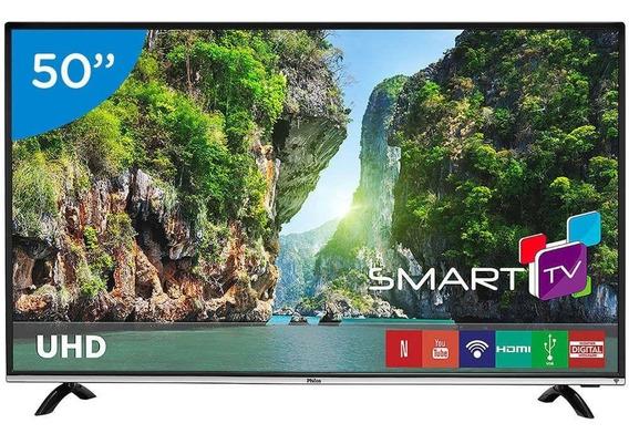 Smart Tv Philco 50 Ultra Hd 4k Hdmi Usb + Netflix