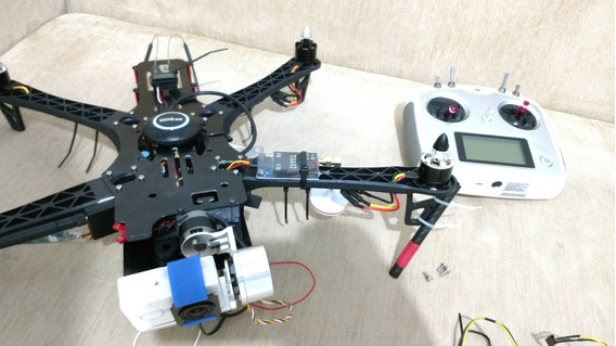 Drone Tbs Com Apm - Gps, Gimbal, Radio