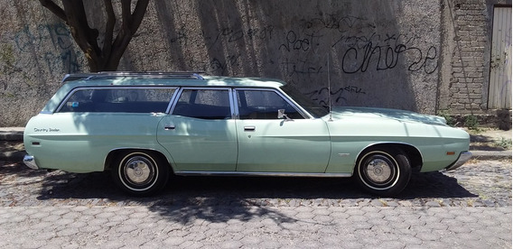 Ford Ford Galaxi 500 1972