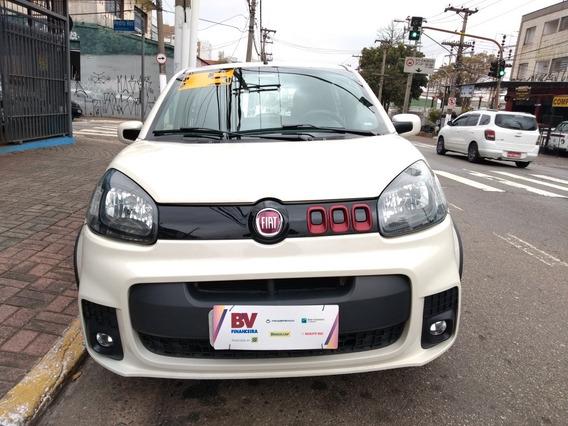 Fiat Uno 2015 1.4 Sporting Flex Dualogic- Esquina Automoveis