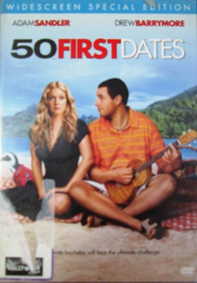 Dvd 50 First Dates - Adam Sandler - Drew Barrymore