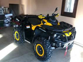 Vendo Can Am Outlander Xtp 800
