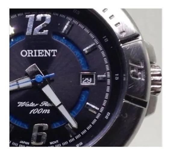 Relógio De Pulso Orient Masculino U04684 Webclock