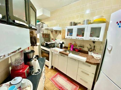 Excelente Apartamento No Alto Do Bueno ! 3 Quartos ! - 6457