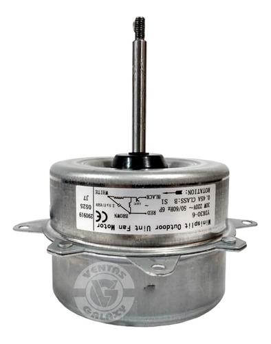 Motor Ventilador De Condensador Split 30watts 220v Aire/acon