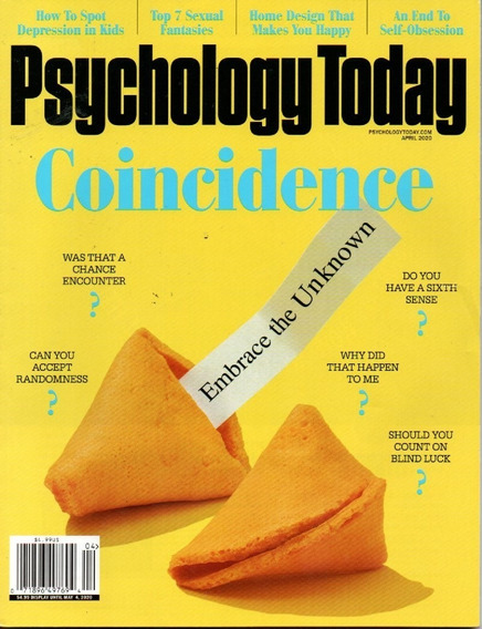 Revista Psychology Today