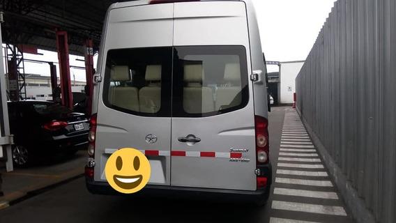 Mini Bus En Un Buen Estado 17 Pasajeros Jack Sunray Negociab
