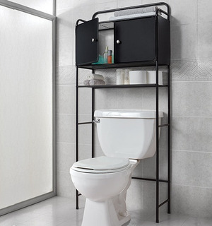 Rack Wc Black 19431