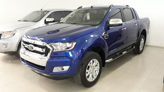 Ford Ranger 3.2 Tdci C/d 4x4 Limited 6at 0km
