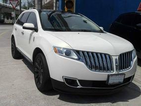 Lincoln Mkx 2012 5p V6 Aut 4x4 Awd Premier Piel Q/c Nav
