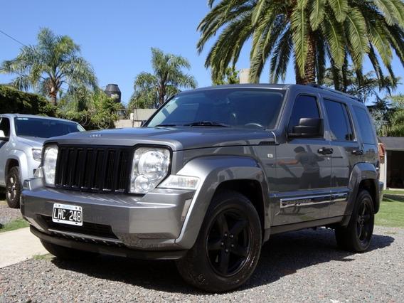 Jeep Cherokee Limited 3.7 C/cuero 2012 4x4
