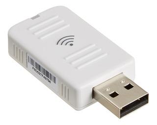 Modulo Usb Wireless Elpap10 Wi-fi Projetor Epson S41 X39 W39