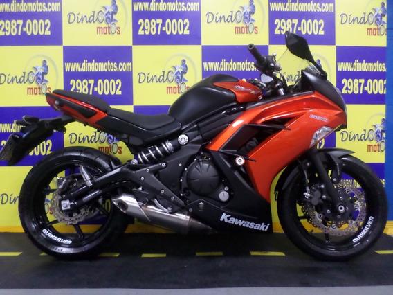 Kawasaki Ninja 650r Abs 2014