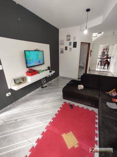 Sobrado Com 3 Dormitórios À Venda, 190 M² Por R$ 750.000 - Jardim Santa Mena - Guarulhos/sp - So0182