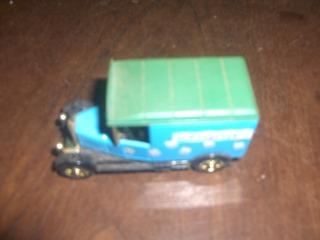 Carro Miniatura Corgi Danone