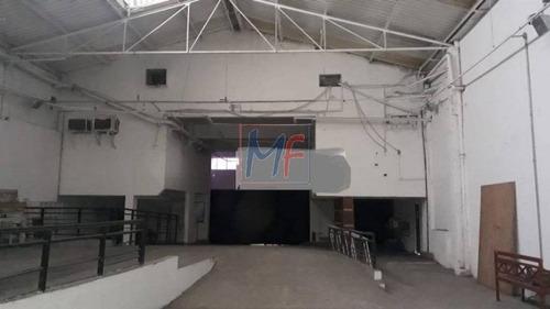 Imagem 1 de 20 de Ref: 12.251 - Imóvel Bairro Santana Ao Lado Do Metrô, Com 5.213 M² A.c. E 4.782 M² De Terreno, Testada 42,26 Metros, Zoneamento Zem. - 12251