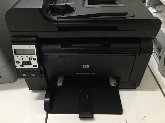 Impressora Laserjet 100 Color Mfp M175nw