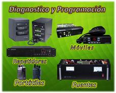 Servicio Técnico Radios Motorola Y Kenwood