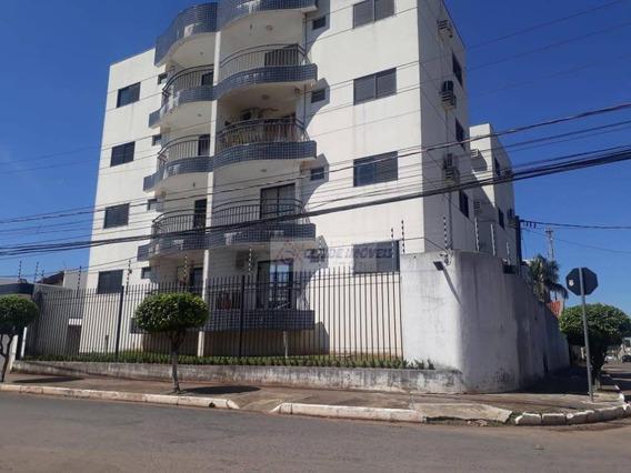 Apartamento Com 2 Dormitórios À Venda Por R$ 165.000 - Jardim Califórnia - Cuiabá/mt - Ap0644