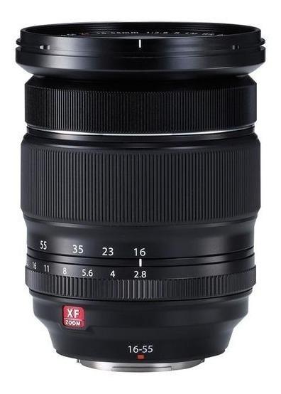 Lente Fuji Fujifilm 16-55mm F2.8 R Wr P/ Xt3 Xt20 Xt2 Xh1