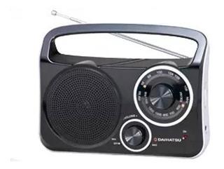 Radio Daihatsu Dual Am/fm Pilas/220w. Mod: D-rp 400